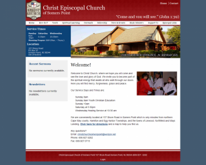 Christ Episcopal Church of Somers Point