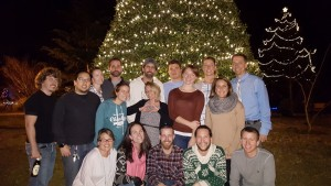 Honey Badger Holiday Party 2015